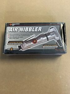 Performance Tool Air Nibbler Cut Intricate Patterns Tin Steel Plastic Metal