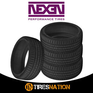 4 New Nexen N fera Su1 235 45 17 97w Ultra High Performance Size Tire