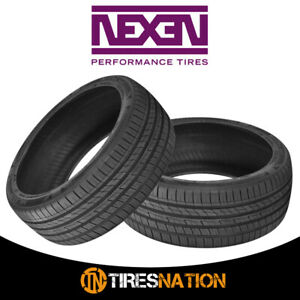 2 New Nexen N priz Ah7 235 45 17 97w High Performance Touring Tire