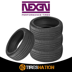 4 New Nexen N priz Ah7 235 45 17 97w High Performance Touring Tire