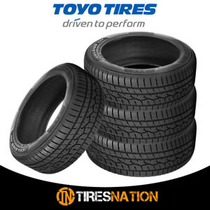 4 New Toyo Celsius Cuv 265 70r17 115s Tires