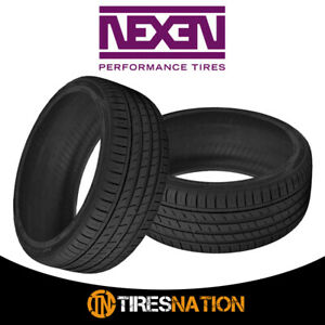 2 New Nexen N fera Su1 235 45 17 97w Ultra High Performance Size Tire