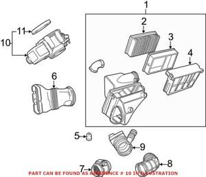 Genuine Oem Fuel Injection Throttle Body For Bmw 13547502444