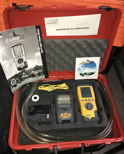 Uei C155 Eagle 2x Extended Life Combustion Analyzer Kit