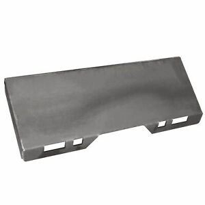 1 4 3 8 Hd 1 2 Quick Tach Attachment Mount Plate Skid Steer For Bobcat