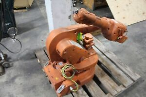 Abb Automation Irb 1600 Industrial 6 axis Robot Foundry Plus
