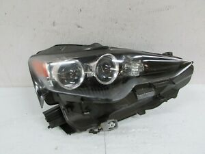 2014 2015 2016 Lexus Is250 Is300 Is350 Is200t Factory Oem Right Led Headlight R7