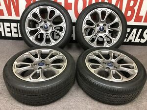 2019 Ford Ecosport Oem 17 Factory Wheels Tires