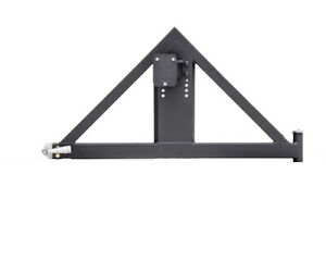 Smittybilt 76856 02 Xrc Series Spare Tire Carrier
