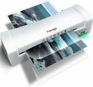 Thermal Laminator Machine A4 With Hot And Cold Settings For Home Office School