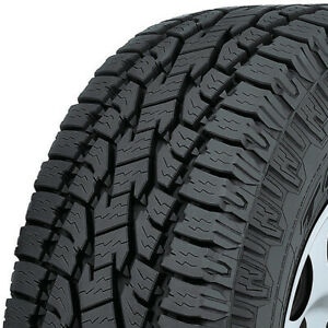 4 New Lt285 75r17 Toyo Tires Open Country A T Ii 121s 285 75 17 Tires