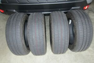 Bridgestone Tires Four Ecopia Ep422 Plus 195 65r 15 New Car Take Off 1765 Miles