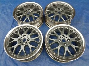 Mini Cooper S Jcw R50 52 33 56 Oem R90 Bbs Rs844 2piece 17 Wheels Rims Graphite