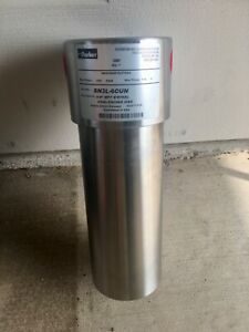 Parker Finite Filter sn3l 6cun Stainless 3 4 Air gas New Nib