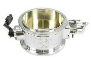Wilson Manifolds 123 Mm Single Blade Throttle Body P N 471123v