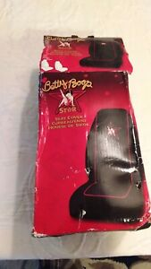 Star Betty Boop Low Back Bucket Universal Seat Cover one Plasticolor 2007 New