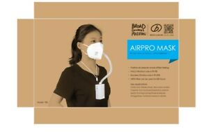 Broad Airpro Mask Rechargeable Powered Air purifying Respirator