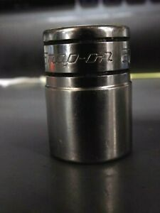 Snap On Tools Usa 1 2 Drive 5 8 Sae Double Square 8pt Socket Sw420