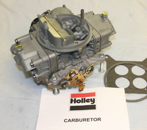 Holley 3310 Dated 043 3878261 eh Originally For The Chevelle 396 Engine 425 Hp