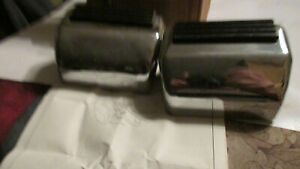 Nos 1965 Ford Country Squire Ranch Wagon Country Sedan Rear Bumper Step Kit