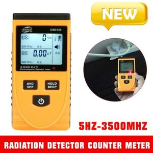 Gm3120 High Accuracy Radiation Detector Counter Meter Dosimeter With Lcd Screen
