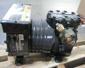 Copeland 2 Hp R404 208 230v 3 Ph Semi Hermetic Compressor Kaka 020e tac 222