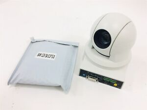 Sony Evi h100v Hd Ptz Camera W 3rd Party A c Adapter No Remote