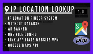 Ip Location Lookup Php Script Make Money With Adsense