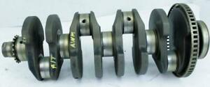 Crankshaft 1 8t Automatic Awm Vw Passat 01 5 2005 Audi A4 B5 Genuine Oem Iowa Oe