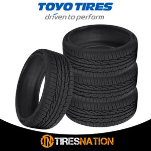 4 New Toyo Extensa Hp Ii 245 45 18 100w High Performance Handling Tire