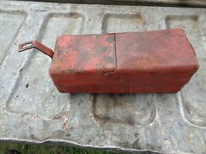 Ford Tractor 801 841 861 Tool Box