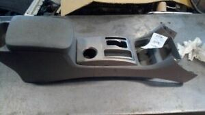 Console Front Floor Bucket Seat Fits 05 09 Tacoma 6744133
