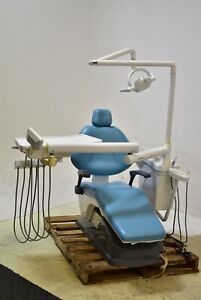 Foshan Tuojian Tj2688 Dental Exam Chair Operatory Package Caregiving Furniture