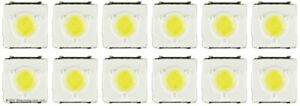 Replacement Led For Samsung Led Strips Ver 1 set Of 12 Check Solder Pads