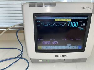 Philips Intellivue Mp5t Patient Monitor M8105at