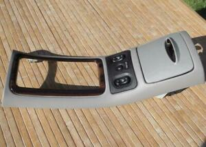 Buick Regal Console Cup Holder 97 04 Shifter Trim Light Gray Oem