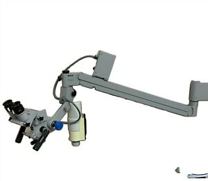 Carl Zeiss Opmi Primo F170 Endodontic Microscope Dental Surgical Unit