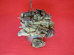 Cadillac 1972 500ci Carburetor Gm 7042237 Date 0802 Great Condition