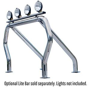 Go Rhino 9609560ssc Classic Off Road Style Bed Bars Kit