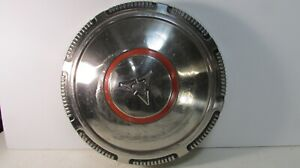 Scratched 1968 69 70 71 72 73 74 Dodge Redline Chrome Poverty Dog Dish Hubcap
