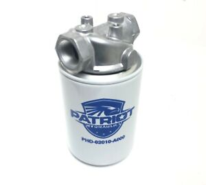 Hydraulic Oil Tank Return Filter Assembly 10 Micron ae 10 Equivalent W Head