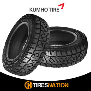 2 New Kumho Road Venture Mt51 245 75 16 120 116n Off Road Mountain Tire