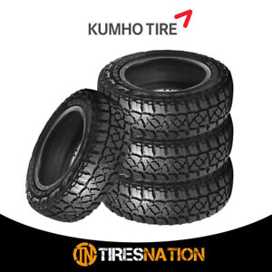 4 New Kumho Road Venture Mt51 245 75 16 120 116n Off Road Mountain Tire