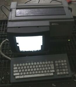 Smith Corona Pwp 425 Model 5h Personal Word Processor With Keyboard