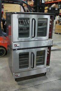 Southbend Sleb 20sc Double Stack Convection Oven 1ph