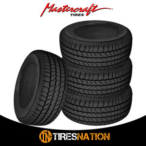 4 New Mastercraft Avenger G T 255 70 15 108t Muscle Car Performance Tire
