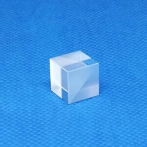 Pbs Polarizing Beam Cube Splitter Prism Visible Light For Red Lasers 10mm
