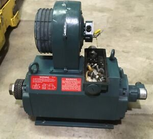 Reliance 40 Hp 460v 3550 Rpm Electric Ac Motor