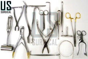 Veterinary Orthopedic 20pcs Set Surgical Veterinary Orthopedic Instruments