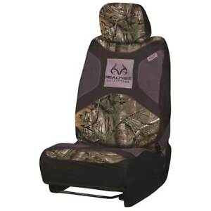 Realtree Xtra Camo Seat Cover Camouflage Universal Car Auto Truck
